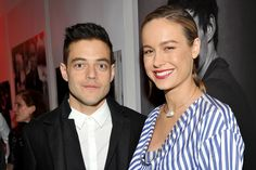 Golden Globes weekend kicks off with Chateau Marmont bash, Spotted at the bash: Brie Larson, Rami Malek, Cate Blanchett and Helen Mirren