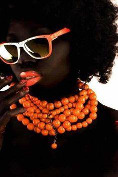 colour black orange summer verão ray ban