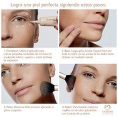 ¡Sigue estos pasos para lograr una piel perfecta!