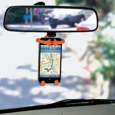 Fixer son #téléphone dans sa voiture