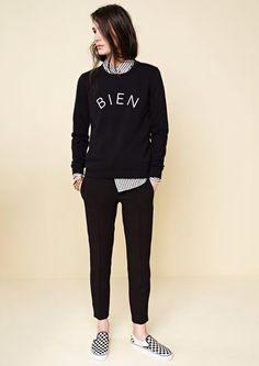 Bien Fait / Madewell- cute kid's outfit