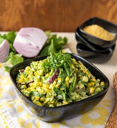 45 Fresh Ways to Cook With Corn via Brit + Co.