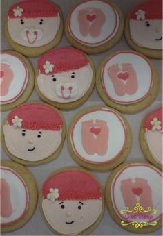 Aunt Mary's Cookies makes custom cupcakes everyday!   We ship all over the USA, call and order your cookie, cakes, cupcakes, and treats today. www.auntmaryscookies.com