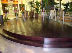 Lokal, Wooden Decks, Terraces, Dining Table, Furniture, Home Decor, Decks, Decoration Home, Room Decor