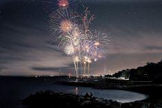 Victoria Day Fireworks by Richard Gottardo, via Flickr