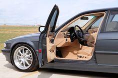 2001 BMW 740i - Anthrazit Metallic – 397 [Interior: Standardleder/beige E36 Sandbeige E – N6SN]