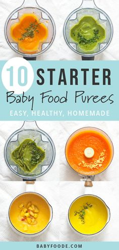 112 best frozen baby food images on pinterest baby food puree 10 super starter purees for baby tips recipes and starters guide on how to feed baby forumfinder Gallery