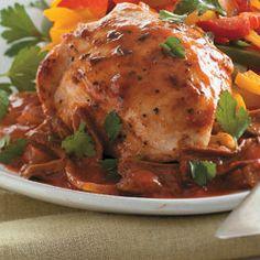 Chicken With Porcini Mushrooms   Diabetes Forecast Magazine