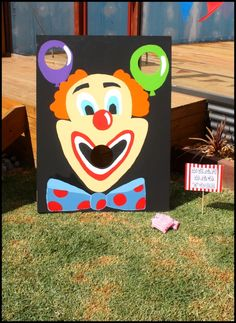 """Photo 19 of 78: Circus /Carnival Party / Birthday """"Ella's 3rd Birthday"""" 