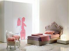 Amazing Furniture for Luxury Girls Bedroom Design by Di Liddo&Perego | Kidsomania