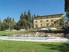 Villa in Bibbiena med 7 Soverom plass for 16 Personer Feriehus i Bibbiena fra @homeaway! #vacation #rental #travel #homeaway