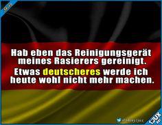 Jeden Tag eine deutsche Tat #typischdeutsch #Deutschland #deutsch #lustiges #Humor