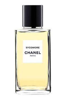 Les Exclusifs de Chanel Sycomore Chanel perfume - a fragrance for women 2008 (more expensive dupe for Lalique Encre Noire)  vetiver, sandalwood, tobacco, cypress, aldehydes, juniper, violet, pink pepper, spicy