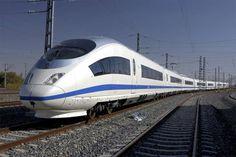 Trenes | Los trenes CRH 3 están estrechamente basados en las unidades Velaro.