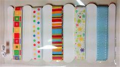 LR-135 $4.00 Bright Adhesive Craft Ribbon