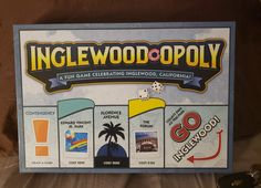Inglewood California, Fun Games, Baseball Cards, Cool Games