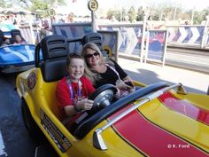 Fun without the Thrills - tips for your non-thrill seeking child!
