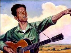 """Excited to hear Smooth Hound Smith sing this song!   """"Woody Guthrie-This Land Is Your Land - YouTube"""