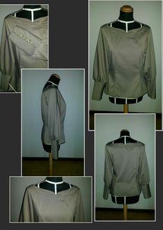 Blusa Nanda Modelo 004 Tamanho 38.