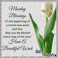 Monday Blessings, Morning Blessings, Morning Prayers, Wonderful Day Quotes, Good Morning Quotes, Powerful Morning Prayer, Happy Wednesday Quotes, Monday Prayer, Quotes Gif
