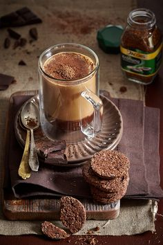 NEGRESE DE CAFE #coffee Mais More At FOSTERGINGER @ Pinterest