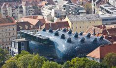 Graz Art Museum Joanneum, Styria Austria