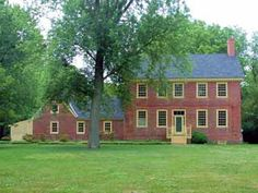 Friendship Hall, circa 1740 is for sale in Maryland.  Unfortunately, I don't.