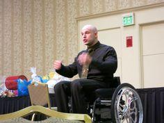 Nick Scott, Keynote Speaker
