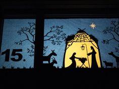 Adventsfenster advent pinterest - Adventsfenster gestalten ideen ...