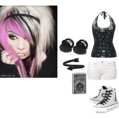 """""""Untitled #135"""" by xemilymaex on Polyvore"""