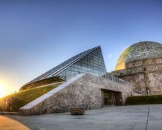 Destination Solar System will launch May 16 from the Adler Planetarium's Grainger Sky Theater #Chicago