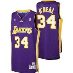 Lakers Purple Shaq · Shaquille O NealLakers StoreJersey AdidasLos Angeles  LakersNBA 52fba5c07