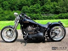 hd springers | 2001 Harley Davidson Night Train Springer Motorcycle Chopper/Cruiser ...