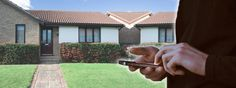 Crean casa inteligente; es controlada a través del celular