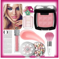 """Spring beauty routine"" by jelena-peranic on Polyvore"