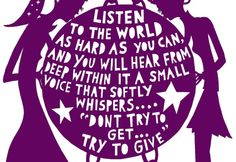 Listen to the world Rob Ryan, Work Inspiration, Paper Cutting, Words, Beautiful Things, Mixed Media, Collage, Craft Ideas, Nice