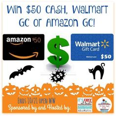 $50 amazon halloween ends 10/21
