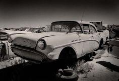 1957 Buick print