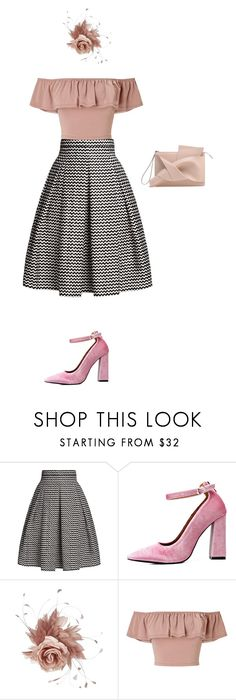 """Sin título #59"" by amparo-calbacho on Polyvore featuring moda, Rumour London, Odette, NERIDA FRAIMAN y Miss Selfridge"
