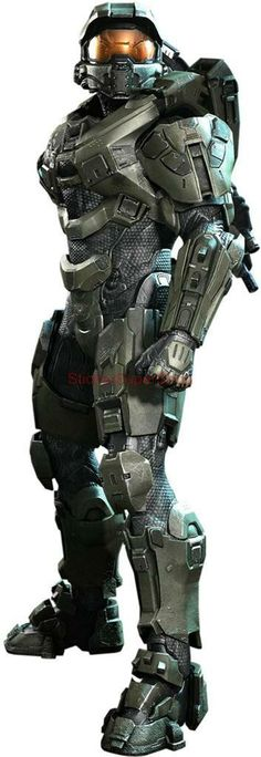 MASTER CHIEF HALO 3 4 REACH Decal Removable WALL STICKER Home Decor Art Spartan