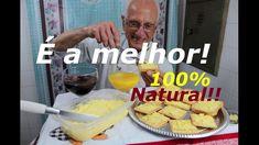 MANTEIGA CASEIRA NATURAL RÁPIDA E FÁCIL! (BUTTERMILK, LEITELHO) - YouTube Food And Drink, Low Carb, Menu, Youtube, Ethnic Recipes, Natural, Homemade Butter, Carne Asada, Peanut Butter