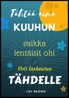 Vahva minä Carpe Diem Quotes, Learn Finnish, Les Brown, Wisdom, Calm, Sayings, Learning, Words, Style