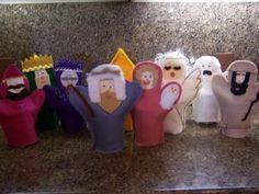 Seasons Of Joy: Christmas Nativity Puppets
