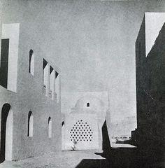 architectural grammar: Hassan Fathy