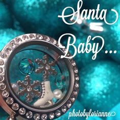 I've been an Angel all year ;) So bring me and Origami Owl Locket!  www.walker.origamiowl.com