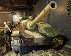 German JagdPanzer 38T Hetzer tank destroyer.