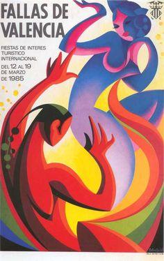 FALLAS DE VALENCIA 1985