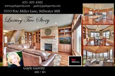 Stunning Two Story Luxury Home located in a prime location!