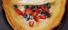 Receta de Panqueque Alemán Puerto Rico, Pie, Desserts, Food, Pancakes, Live, Bonito, Recipes, Torte