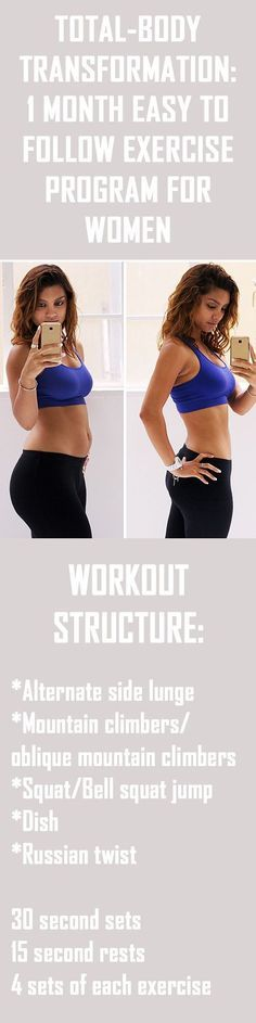 Beauty and Fitness with Marry: 1 month body challenge